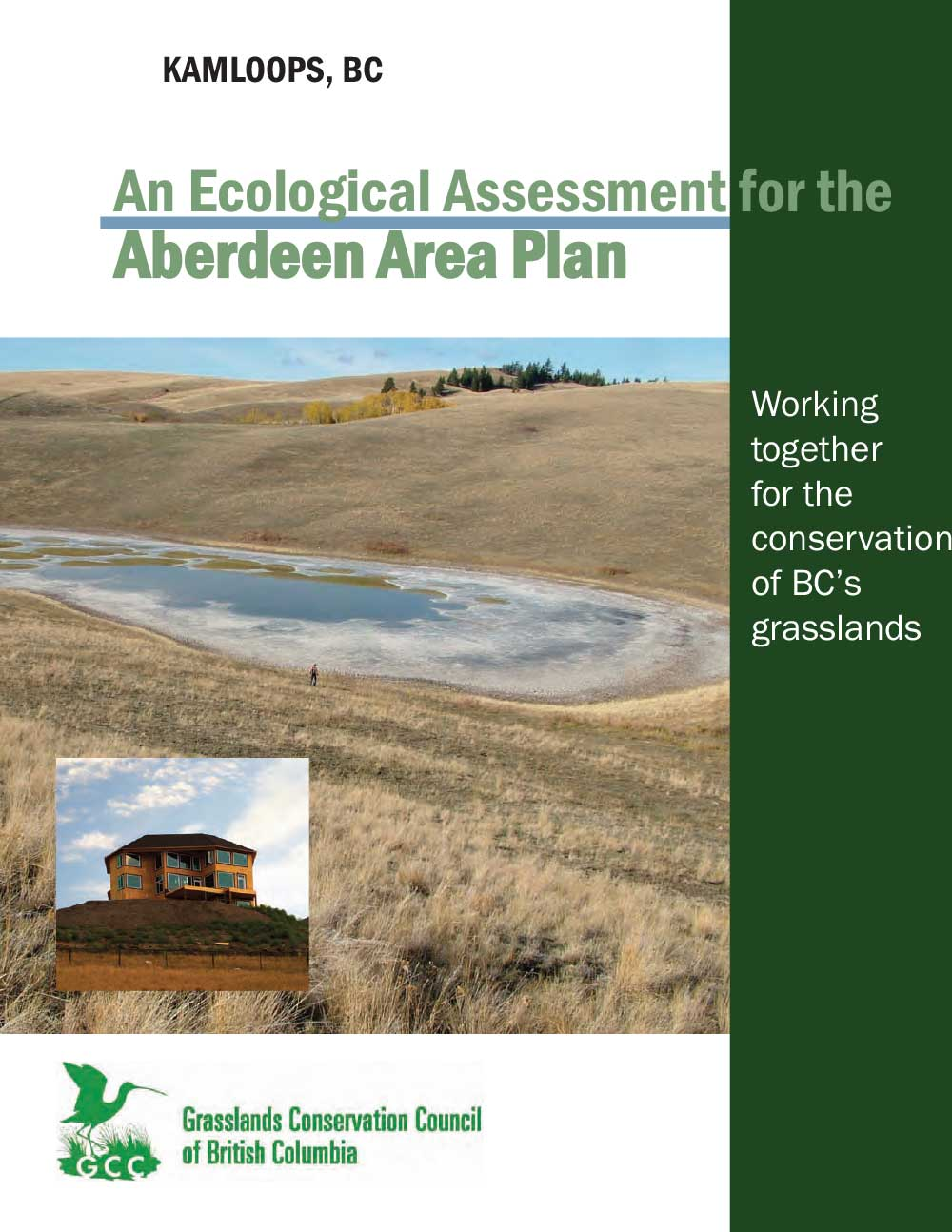 BC Grasslands - An Ecological Assessment for the Aberdeen Area Plan