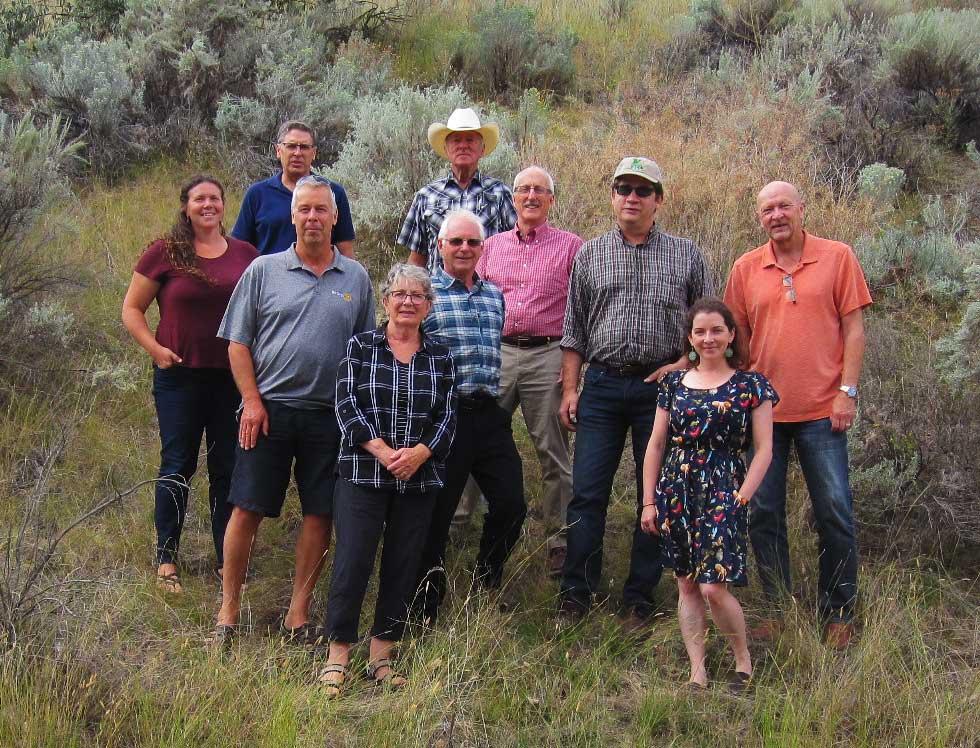 Grasslands Conservation Council Board 2019