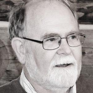 Grasslands Conservation Council of BC Board Member Dr Tom Dickinson